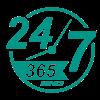 24 7 365